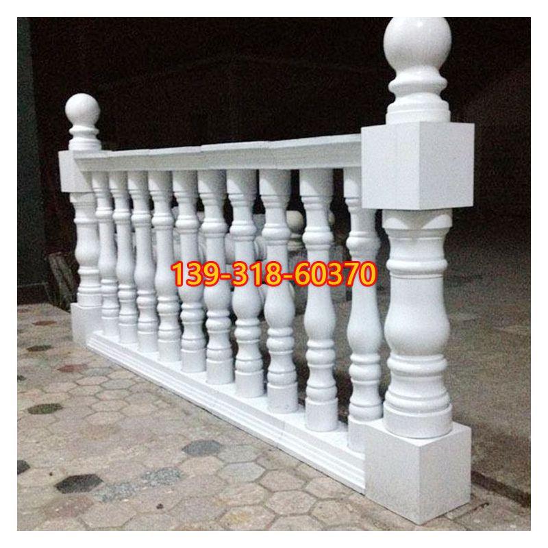 汉白玉欧式栏杆雕塑(1)