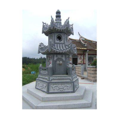 石塔景观雕塑