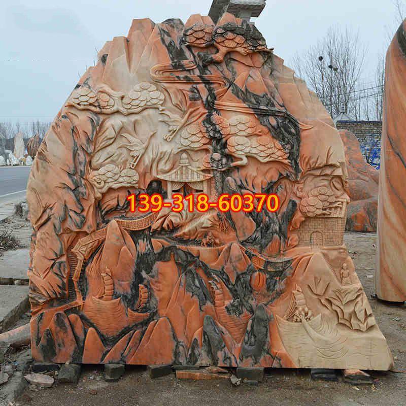 景观石雕塑(1)