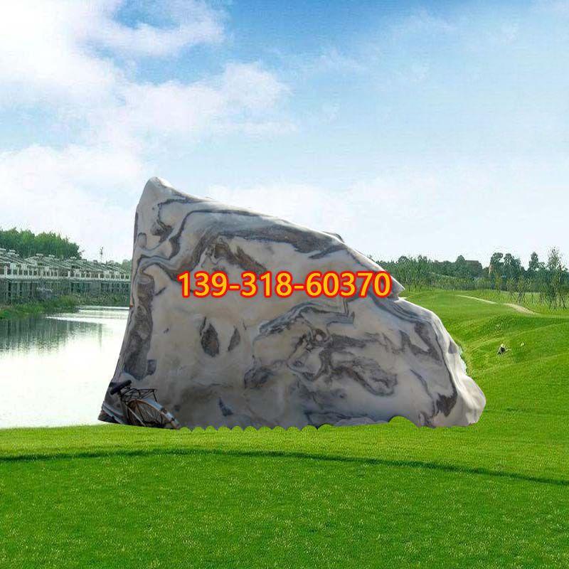 大理石景观石雕塑(1)