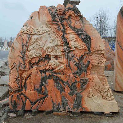 景观石雕塑