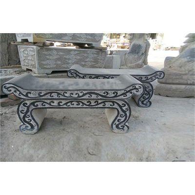 寺庙供桌石雕